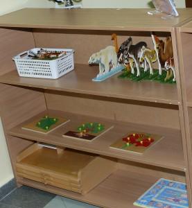 учебный монтессори-материал для подготовки детей к взрослой жизни