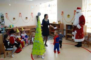 детский сад в киеве на новый год