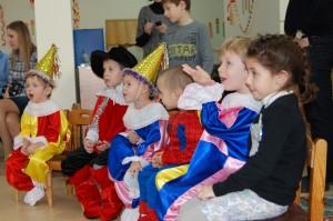новый год в детском центре Планета монтессори