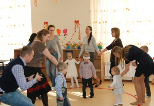 совместные игры детей и родителей