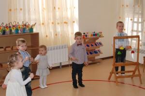 детский оркестр с инструментами карла орфа