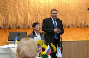 Конференцию монтессори-педагогов открывает заместитель министра образования и науки Жебровский