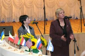 Приветствие монтессори-учителей от заместителя директора Управления образования и науки Киева